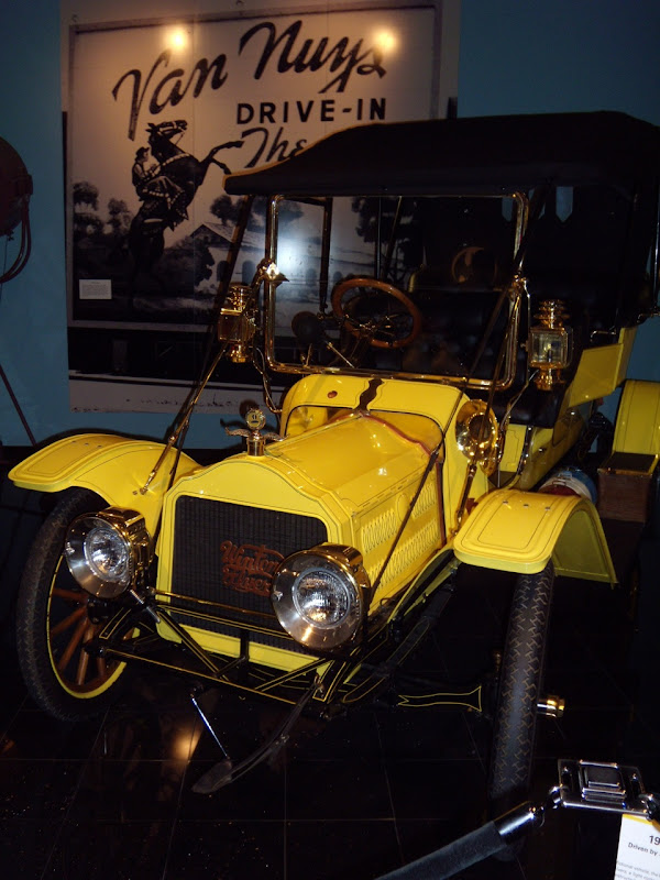 1904 Winton Flyer car from The Reivers movie