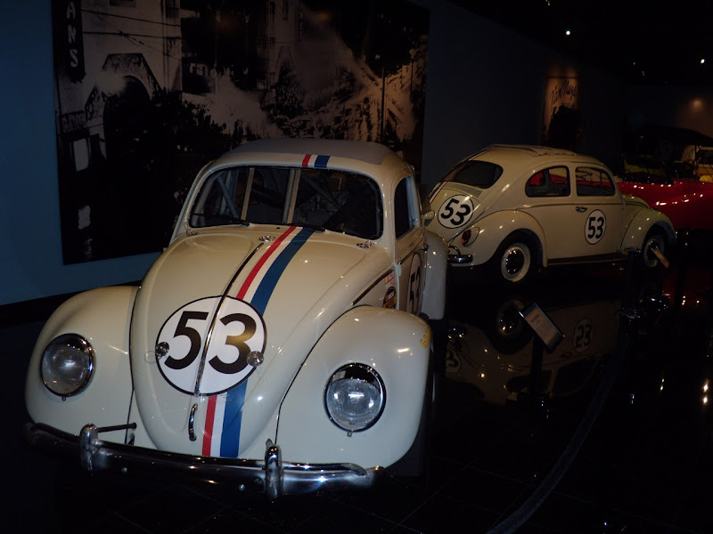 Herbie Volkswagen movie Beetles