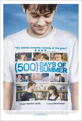 Five Hundred days of Summer movie poster