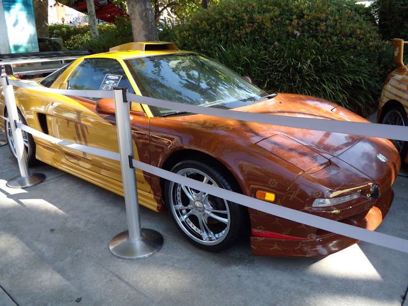 2000 Acura NSX 2 Fast 2 Furious movie car