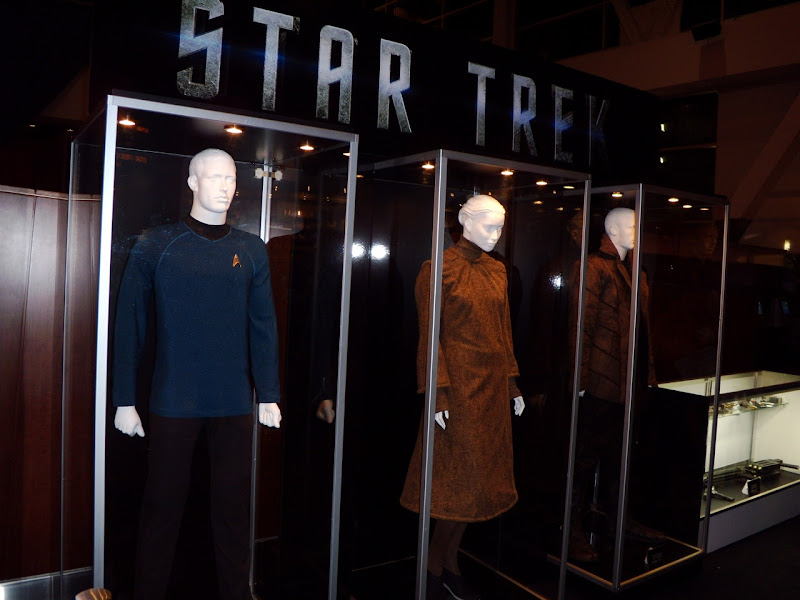 New Star Trek outfits