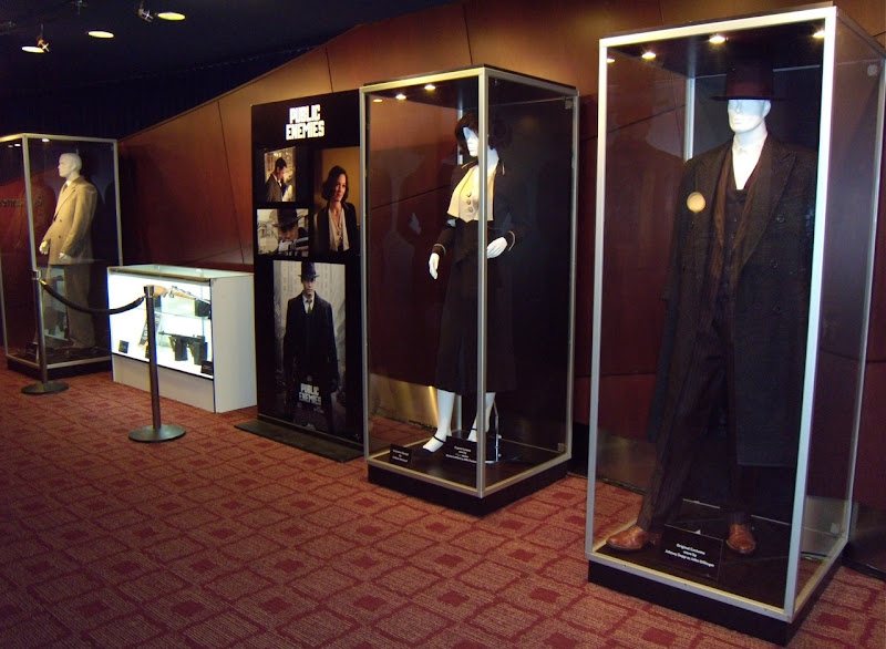 Public Enemies movie costumes