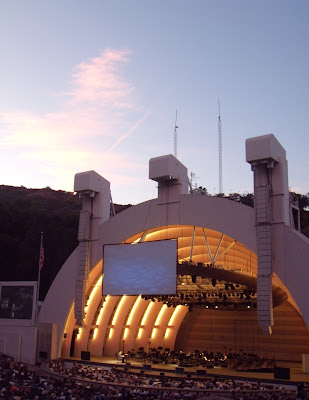 Philip Glass Hollywood Bowl evening