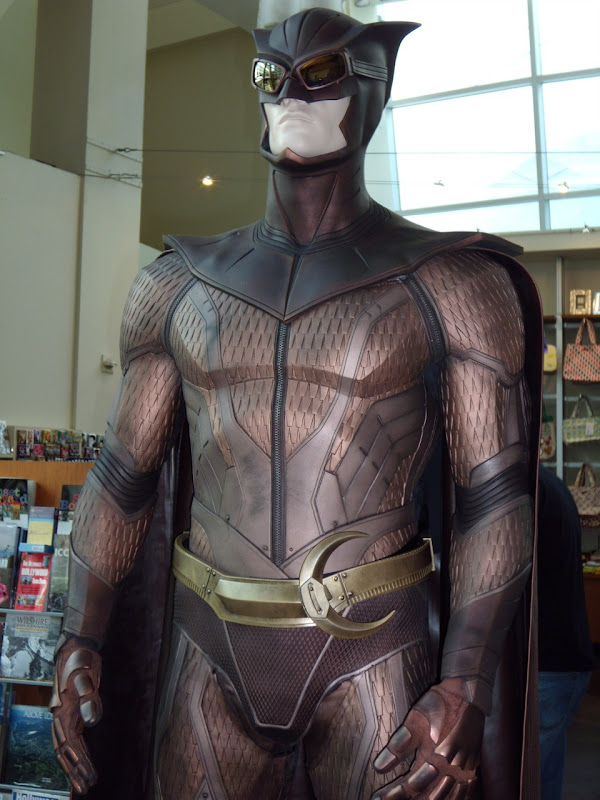 Original Nite Owl II Watchmen costume