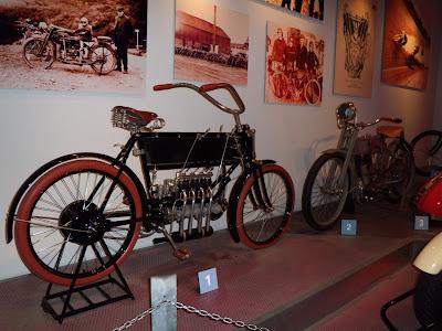 Otis Chandler Motorbike Gallery