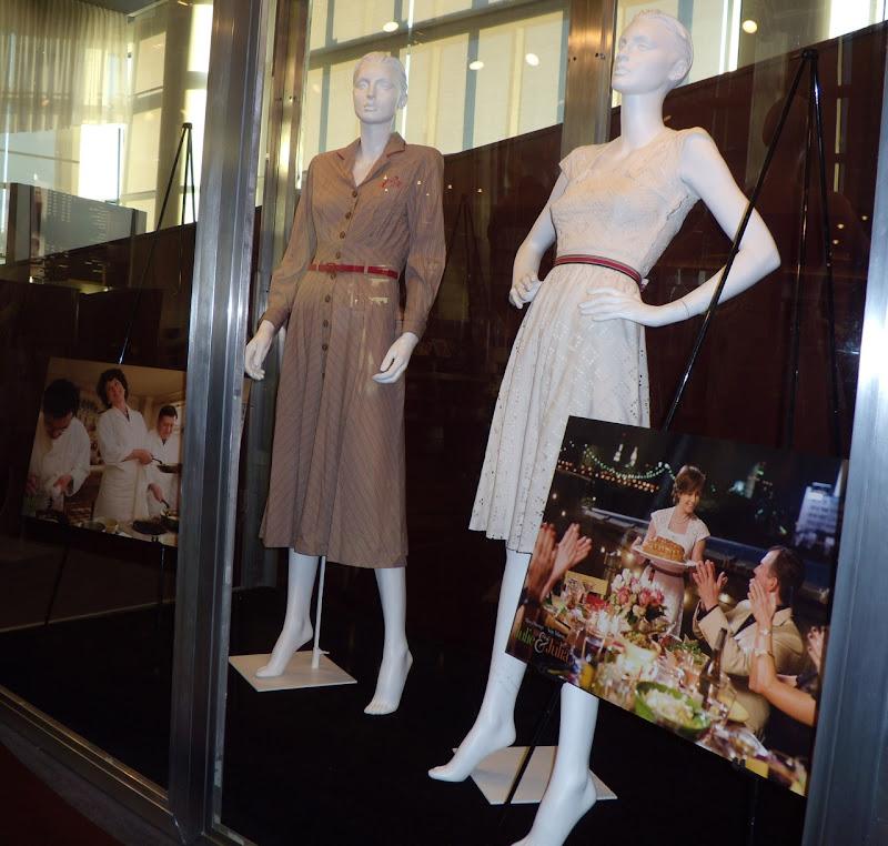 Actual Julie & Julia film costumes