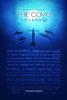 The Cove documentary movie poster