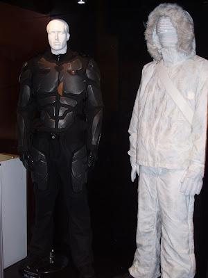 Actual GI Joe film costumes