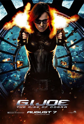 GI Joe The Baroness film poster