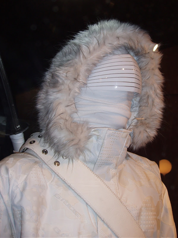 GI Joe Snake Eyes Arctic movie costume