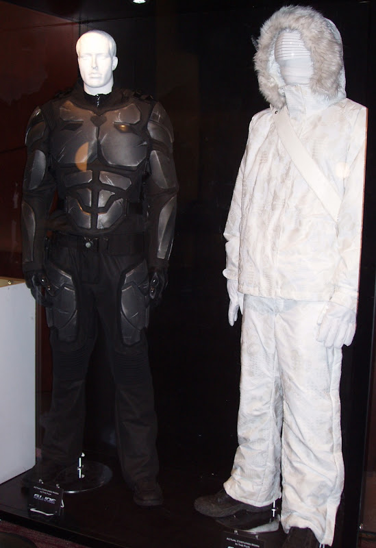 GI Joe actual film costumes