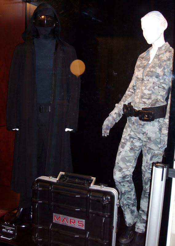 GI Joe film costumes
