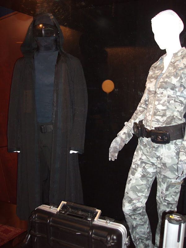 Original GI Joe movie costumes