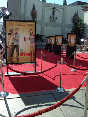 All About Steve premiere event
