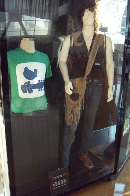 Original Taking Woodstock movie costumes