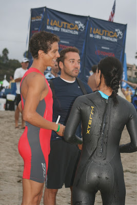 Jeremy Piven from Entourage at Malibu Triathlon Sep 09