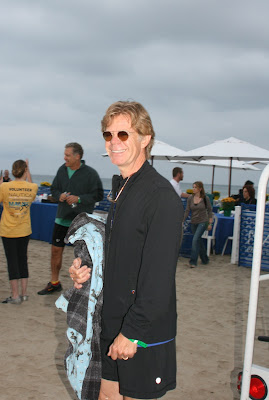 William H Macy celebrity Malibu Triathlon