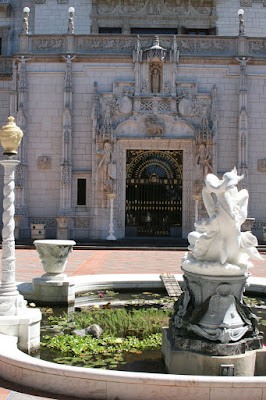 Hearst Castle architecture