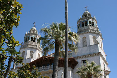Casa Grande at Hearst Castle California