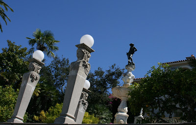 Hearst Castle grounds