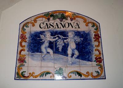 Casanova restaurant Carmel