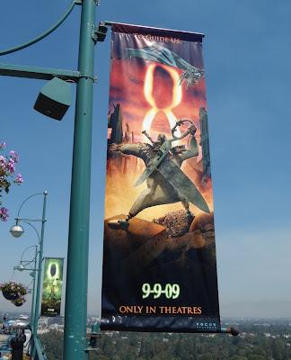 9 movie Stitchpunk 8 poster