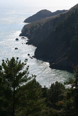 Marin Headlands California