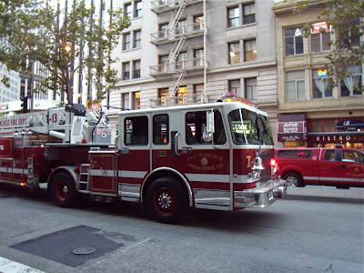 San Francisco Fire Truck