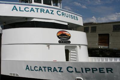 Alcatraz Cruises Alcatraz Clipper