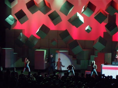 Pet Shop Boys Pandemonium LA concert