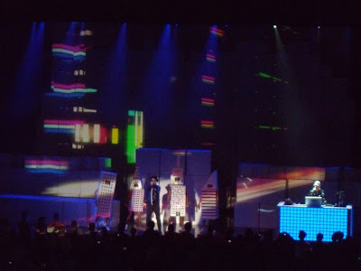 Pet Shop Boys Pandemonium concert
