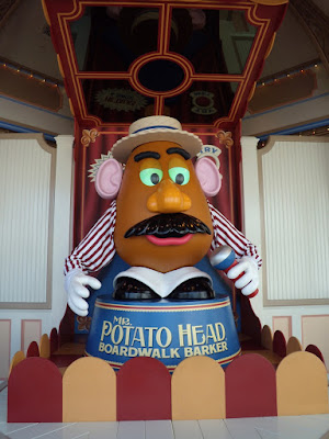 Mr Potato Head Toy Story Midway Mania