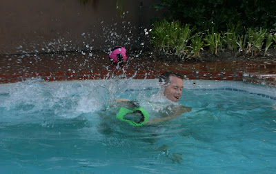 Pool Cooper splash