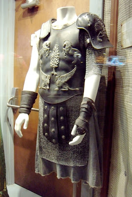 Russell Crowe's Roman Gladiator costume