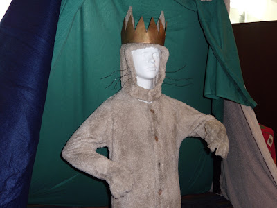 Where The Wild Things Are Max film costume