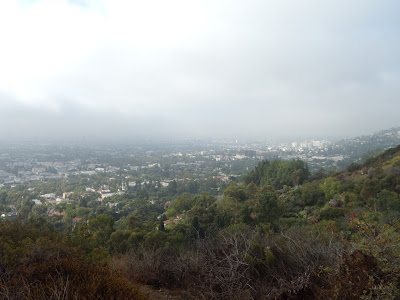 Los Angeles after the rain Oct 09