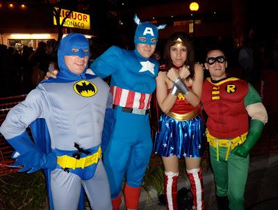 West Hollywood Carnaval Heroes 2009