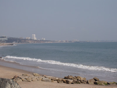 Santa Monica ocean view