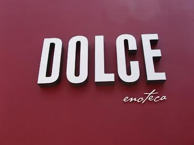 Dolce restaurant on Melrose
