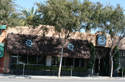 O Bar restaurant Santa Monica