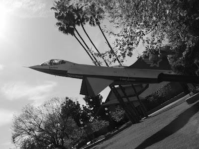 Spirit of Burbank Lockheed jet