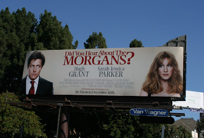 Did you hear about the Morgans? film billboard