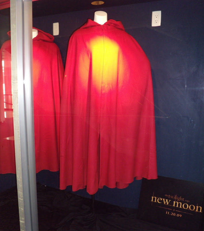 Twilight New Moon Volturi St Marcus Day Festival red robes