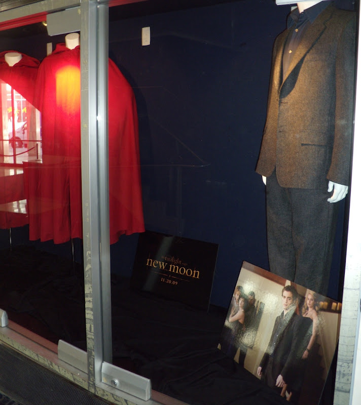 Original Twilight Saga New Moon film costumes
