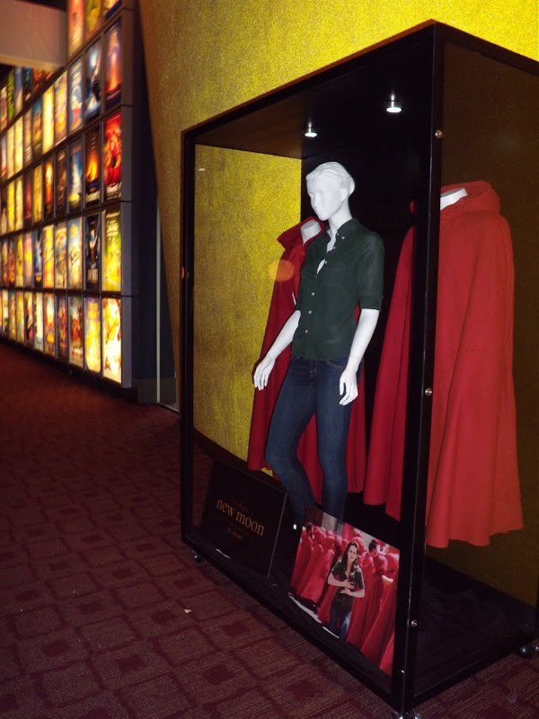 Actual Twilight Saga New Moon movie costumes