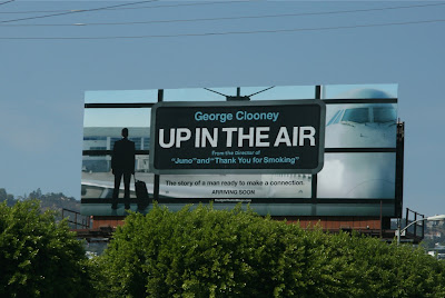 Up in the Air film billboard