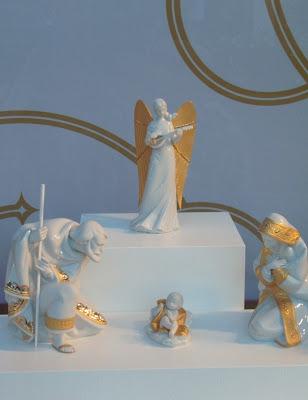 Lladro angel figurine