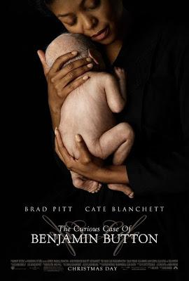 Curious Case of Benjamin Button poster
