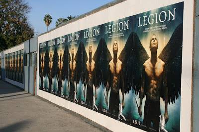 Legion angel posters