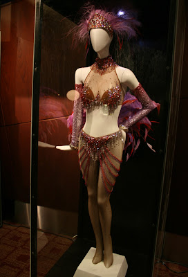 Nine Folies Bergere inspired costume